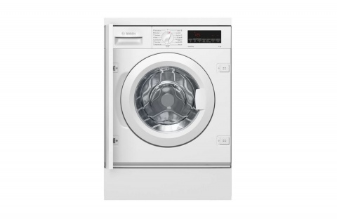 Bosch Serie 8 Einbau-Waschmaschine 8 kg 1400 U/min. WIW28541EU