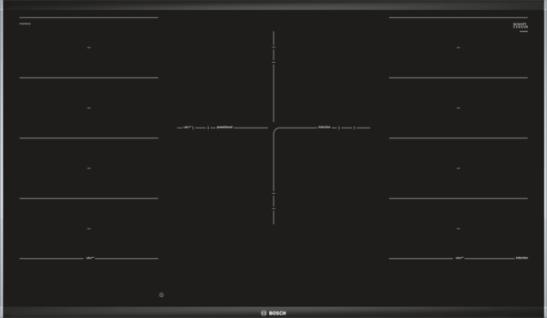 Bosch PXV975DV1E Comfort Profil Kochstelle