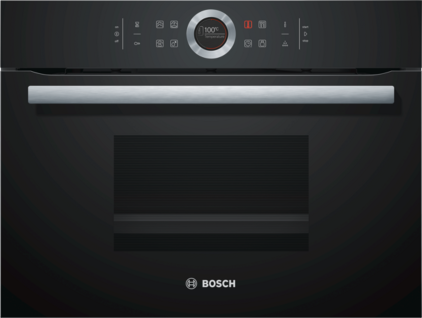 Bosch CDG634AB0 Dampfgarer Serie 8
