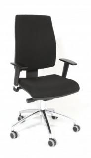 A&K 10.000 Home Collection Seat 7081 ergonomischer Bürostuhl, schwarz