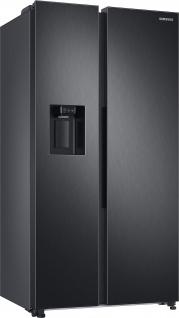 Samsung RS8000 Side-by-Side, 634 l, Premium Black Steel RS6GA8521B1/EG