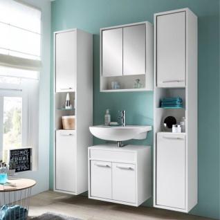 A&K 10.000 Home Collection Badezimmer-Set Luna 4-teilig
