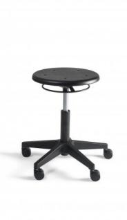 A&K 10.000 Home Collection Seat H7047 Arbeitsstuhl, schwarz