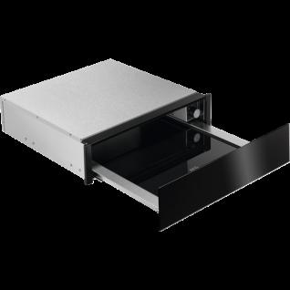 AEG Wärmeschublade / Schwarz KDE911424B