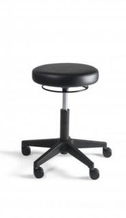 A&K 10.000 Home Collection Seat H7051 Arbeitsstuhl, schwarz