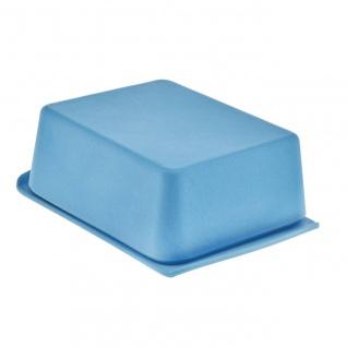 Butterdose new blue blau Bambus Magu NATUR DESIGN
