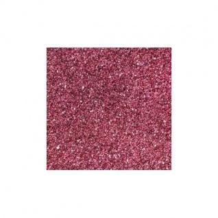 Farbsand, Dekosand 0, 5mm burgund dunkelrot 1kg im Beutel (1, 95â?¬ / kg) Season