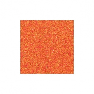 Farbsand, Dekosand 0, 5mm orange 1kg im Beutel (1, 95â?¬ / kg) Season