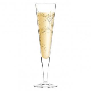Ritzenhoff CHAMPUS Champagnerglas Hummingbirds Kolibri by Marvin Benzoni 2020