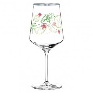 Ritzenhoff HUGO R. Aperitifglas Schaumweinglas Blumen Inga Knopp-Kilpert 2020