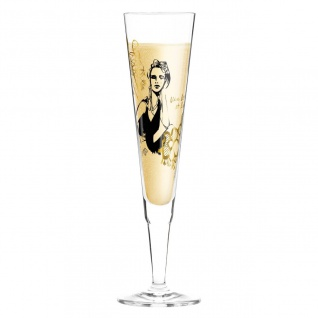 Ritzenhoff CHAMPUS Champagnerglas La Parisienne by Peter Pichler 2020