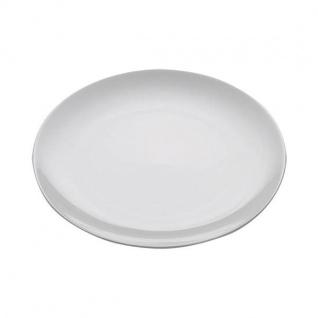Platzteller WHITE BASICS ROUND D. 30, 5cm Porzellan weiß Maxwell & Williams