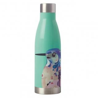 Pete Cromer Trinkflasche Azure Kingfisher grün für 500ml Maxwell & Williams