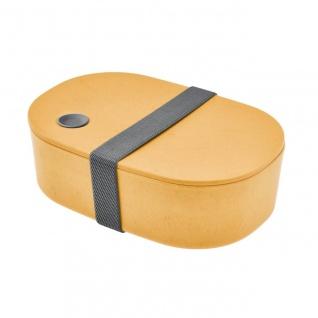 Lunchbox, Brotdose oval orange cm Magu NATUR DESIGN WA