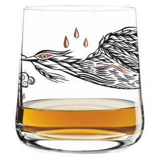 Ritzenhoff NEXT WHISKY Whiskyglas VOGEL by Olaf Hajek 2017