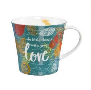Kaffeebecher Tasse Love Porzellan 9, 5cm 350ml Goebel