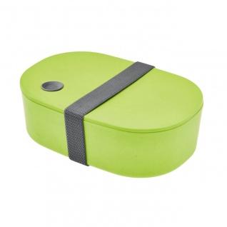 Lunchbox, Brotdose oval apfelgrün cm Magu NATUR DESIGN