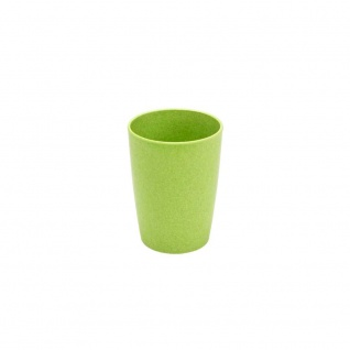 Trinkbecher, Tasse Bambus apfelgrün H. 11cm Magu NATUR DESIGN WA