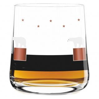 Ritzenhoff NEXT WHISKY Whiskyglas EISBÄREN by Alessandro Gottardo 2017