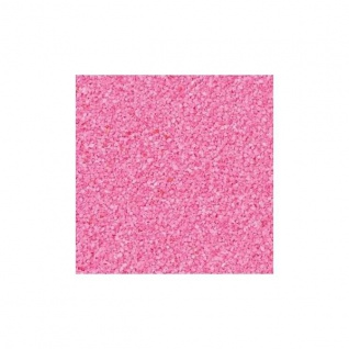 Farbsand, Dekosand 0, 5mm pink 1kg im Beutel (1, 95â?¬ / kg) Season