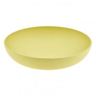 Brotkorb, Obstschale rund 26cm gelb Magu NATUR DESIGN