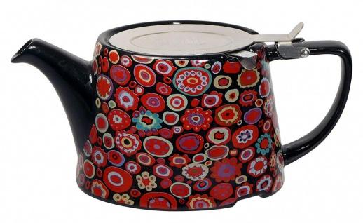 Teekanne London Pottery Company Kaffe Fassett GYPSY 800ml Creative Tops