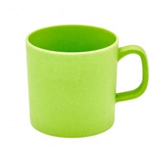 Henkelbecher, Tasse Bambus apfelgrün für 350ml Magu NATUR DESIGN WA