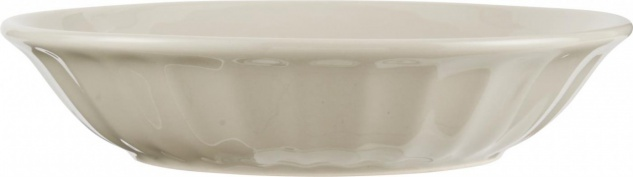 Suppenteller, Schale Mynte Latte creme D. 21cm Steingut Ib Laursen