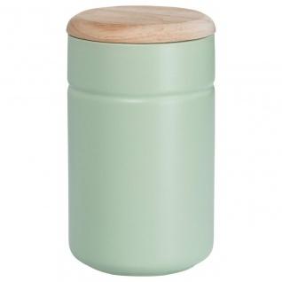 Vorratsdose Teedose TINT Mint Holzdeckel 900 ml H. 17cm Maxwell & Williams