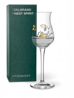 Ritzenhoff EDELBRAND FINEST SPIRIT Grappaglas Schnapsglas by Andrea Hilles 2019