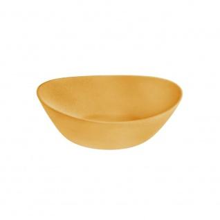 Schälchen oval 14x11cm orange Magu NATUR DESIGN