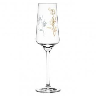 Ritzenhoff Prosecco Sektglas, Proseccoglas Blumen Marvin Benzoni 2020