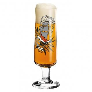 Ritzenhoff BEER Bierglas, Biertulpe Flaschenpost by Tobias Tietchen 2020