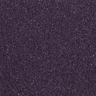 Farbsand, Dekosand 0, 1-0, 5 mm violett 1 Kg (1 Kg = 1, 95EUR) Eurosand