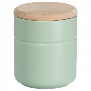 Vorratsdose Teedose TINT Mint Holzdeckel 600ml H. 12, 5cm Maxwell & Williams