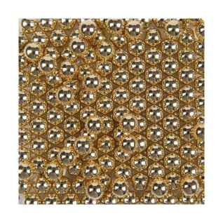 Dekoperlen Shiny Pearls 10mm gold 100ml Box (45â?¬/ L) Season