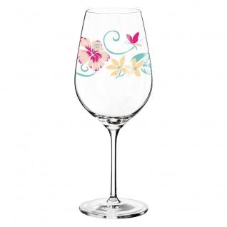Ritzenhoff APERITIVO ROSATO Aperitifglas Weinglas BLUMEN by Dominique Tage 2015