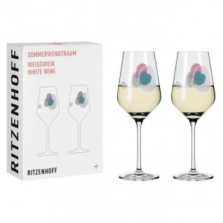 2er Set Ritzenhoff Weißweingläser Sommerwendtraum 01 NEU 2021