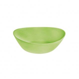 Schälchen oval 14x11cm apfelgrün Magu NATUR DESIGN
