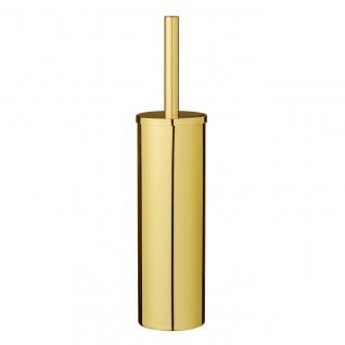 Toilettenbürstenhalter METALL GOLD H. 40cm D. 9cm gold Metall Bloomingville