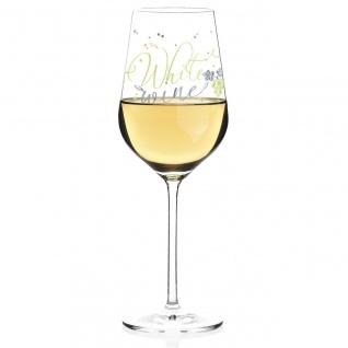 Ritzenhoff WHITE Design Weißweinglas Kathrin Stockebrand 2018