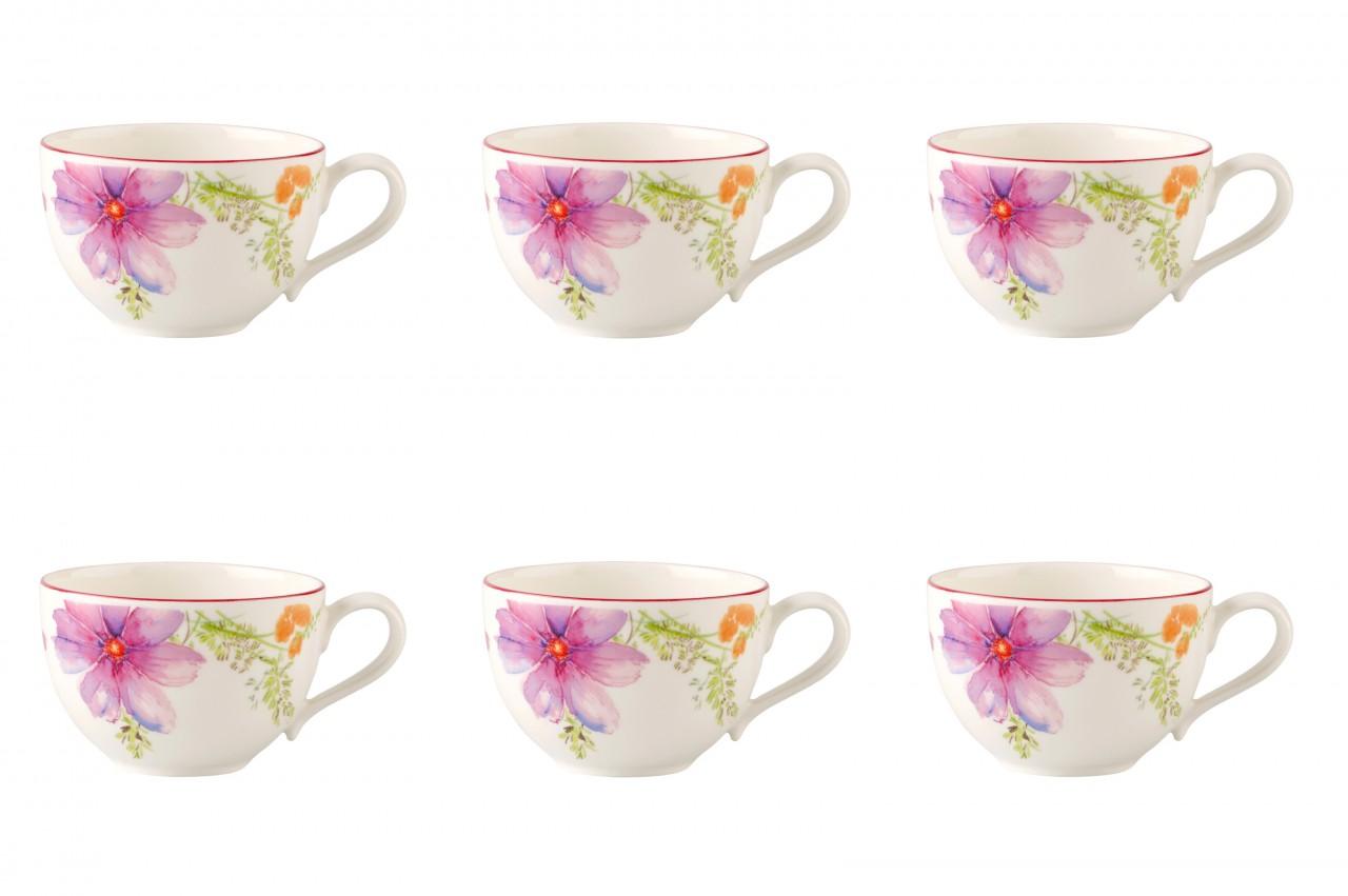 Villeroy & Boch MARIEFLEUR Kaffeetasse 390ml 6er Set