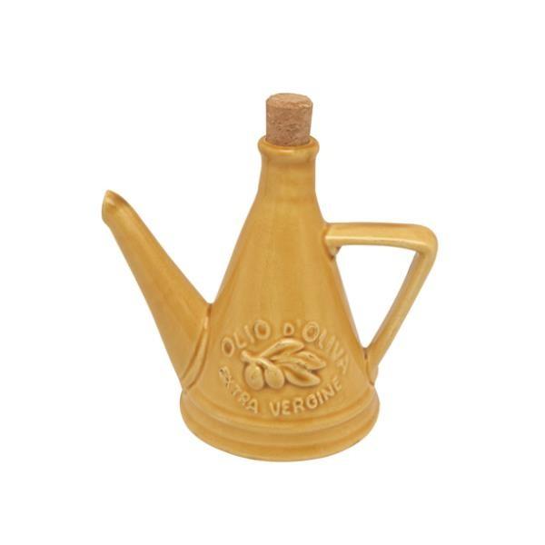 10cm Keramik Virginia Casa 3,5cm D Olivenschale Dipschälchen OLIO gelb H