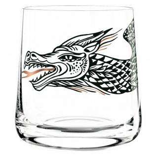 Ritzenhoff NEXT WHISKY Whiskyglas Nessie Lindwurm by Olaf Hajek 2020