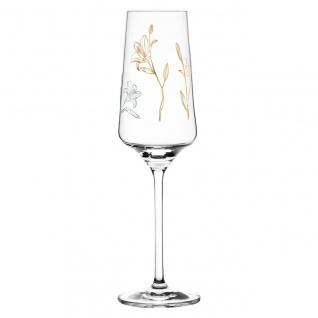Ritzenhoff Prosecco Sektglas, Proseccoglas Lilien Marvin Benzoni 2020