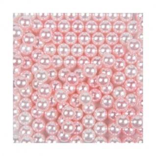 Dekoperlen Shiny Pearls 10mm rosa 100ml Box (45â?¬/ L) Season