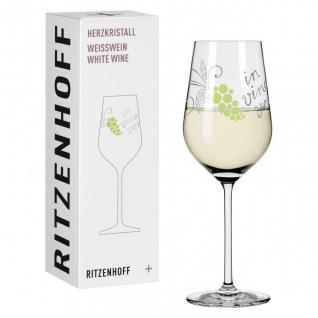 Ritzenhoff Herzkristall WHITE Weißweinglas 02 VINO Nicole Winter 2014