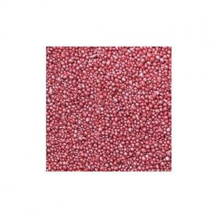 Brillant Light Sand, Dekosand 0, 2-0, 5mm Dunkelrot, 1l Beutel (1, 95â?¬ / L) Season
