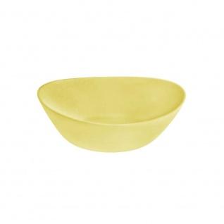 Schälchen oval 14x11cm gelb Magu NATUR DESIGN