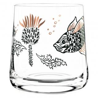 Ritzenhoff NEXT WHISKY Whiskyglas Koi Guardian Thistle by Olaf Hajek 2020
